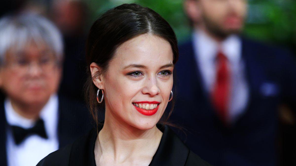 Die Schauspielerin Paula Beer