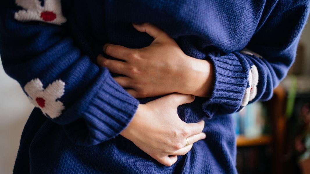 Bauchschmerzen (Symbolbild)