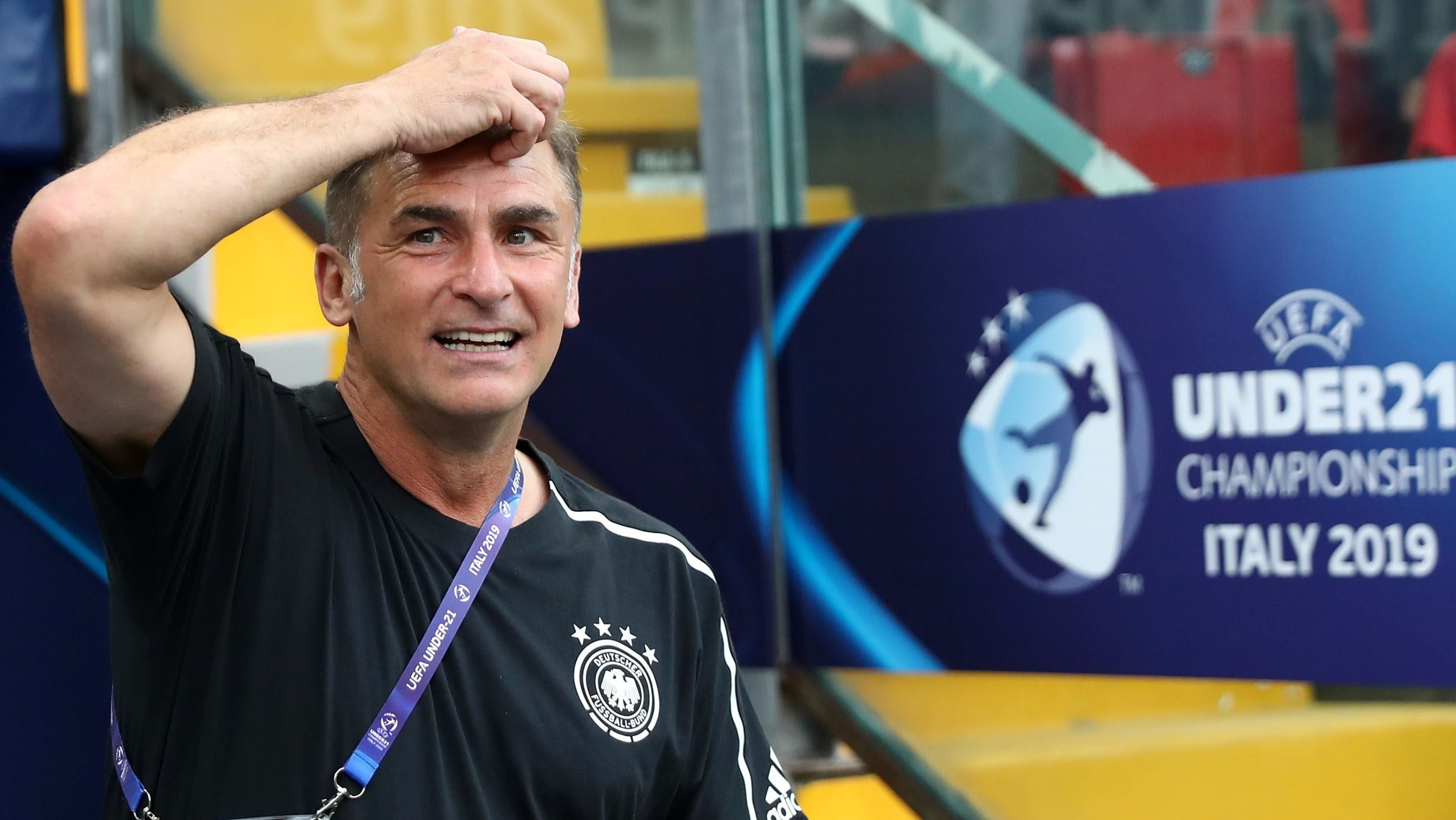 DFB-Trainer Stefan Kuntz