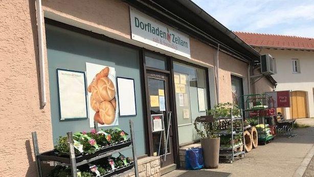 Der Dorfladen in Zeilarn