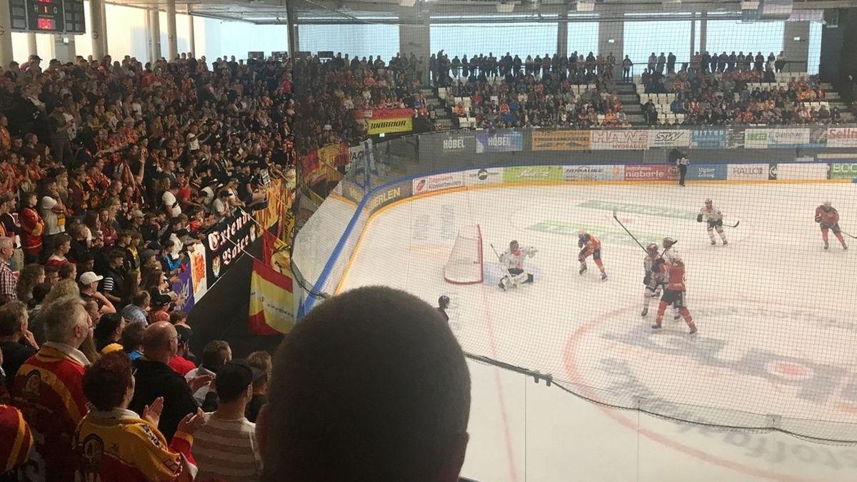 Bessere Aussichten für Eishockey-Fans in Kaufbeuren