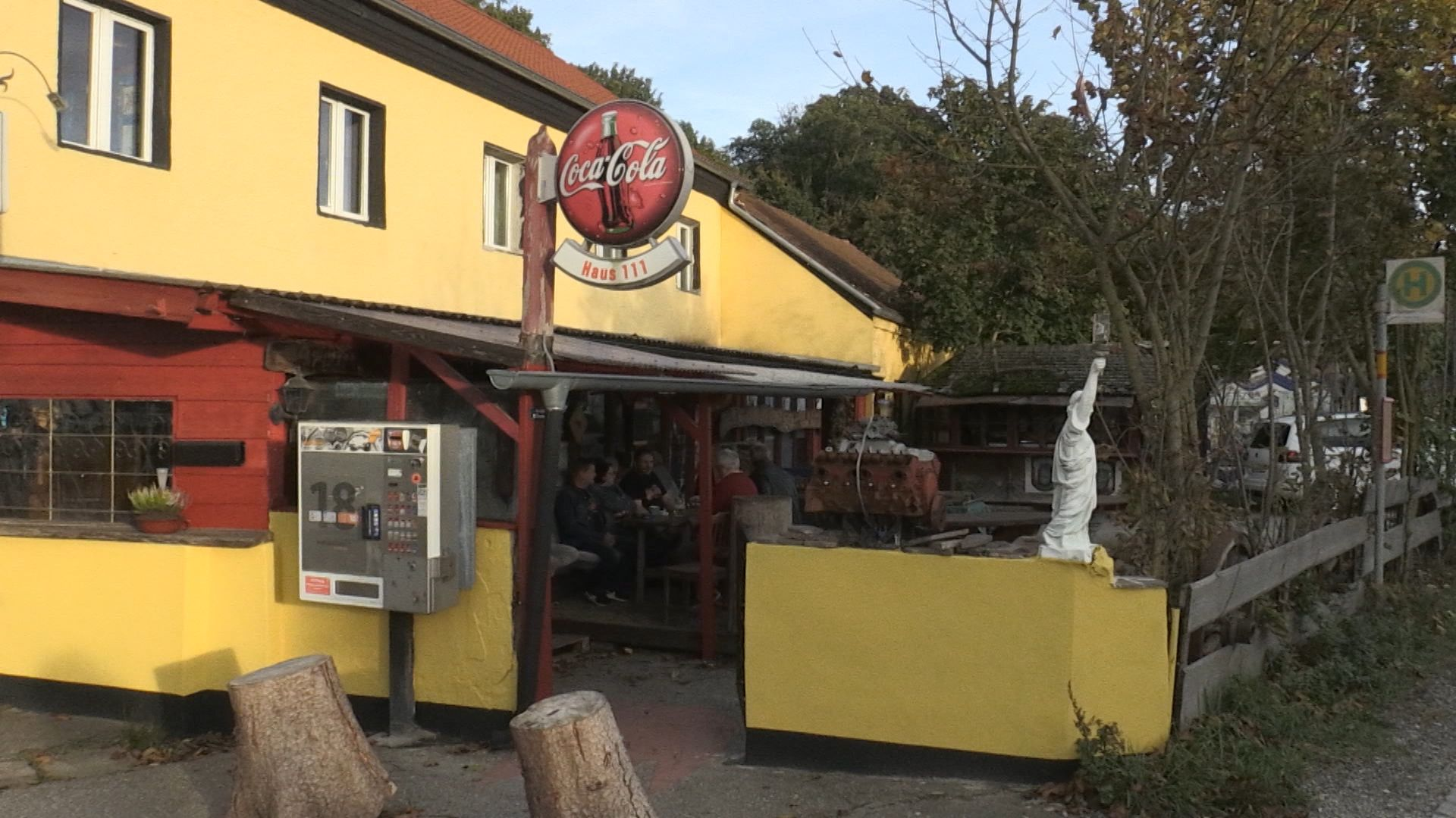 Das Haus 111 in Wildthurn