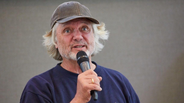 Arved Fuchs, Polarforscher