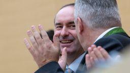 Wirtschaftsminister Hubert Aiwanger. | Bild:Picture Alliance/Peter Kneffel