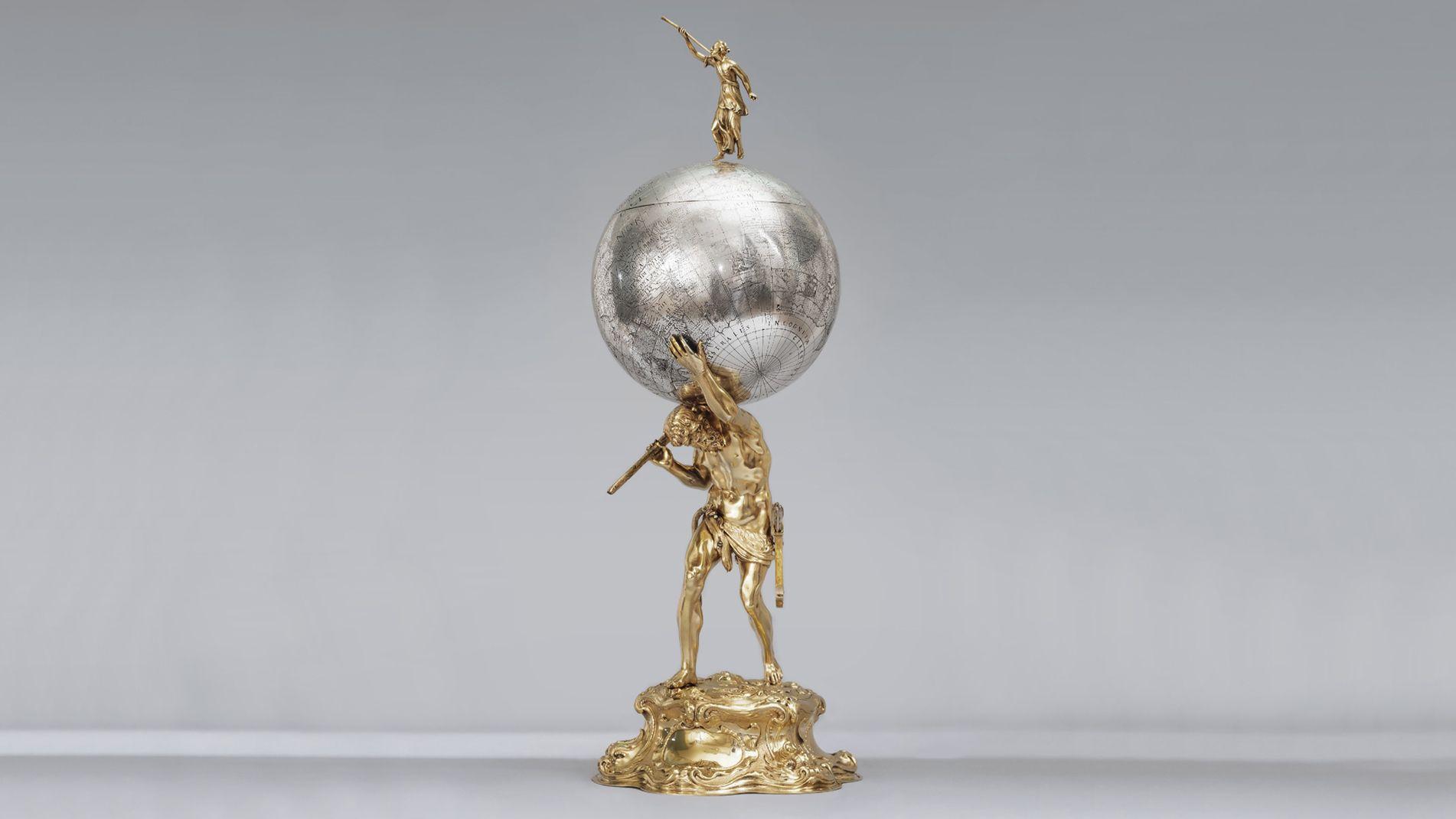 Pokal aus den königlichen Kunstsammlungen Schweden