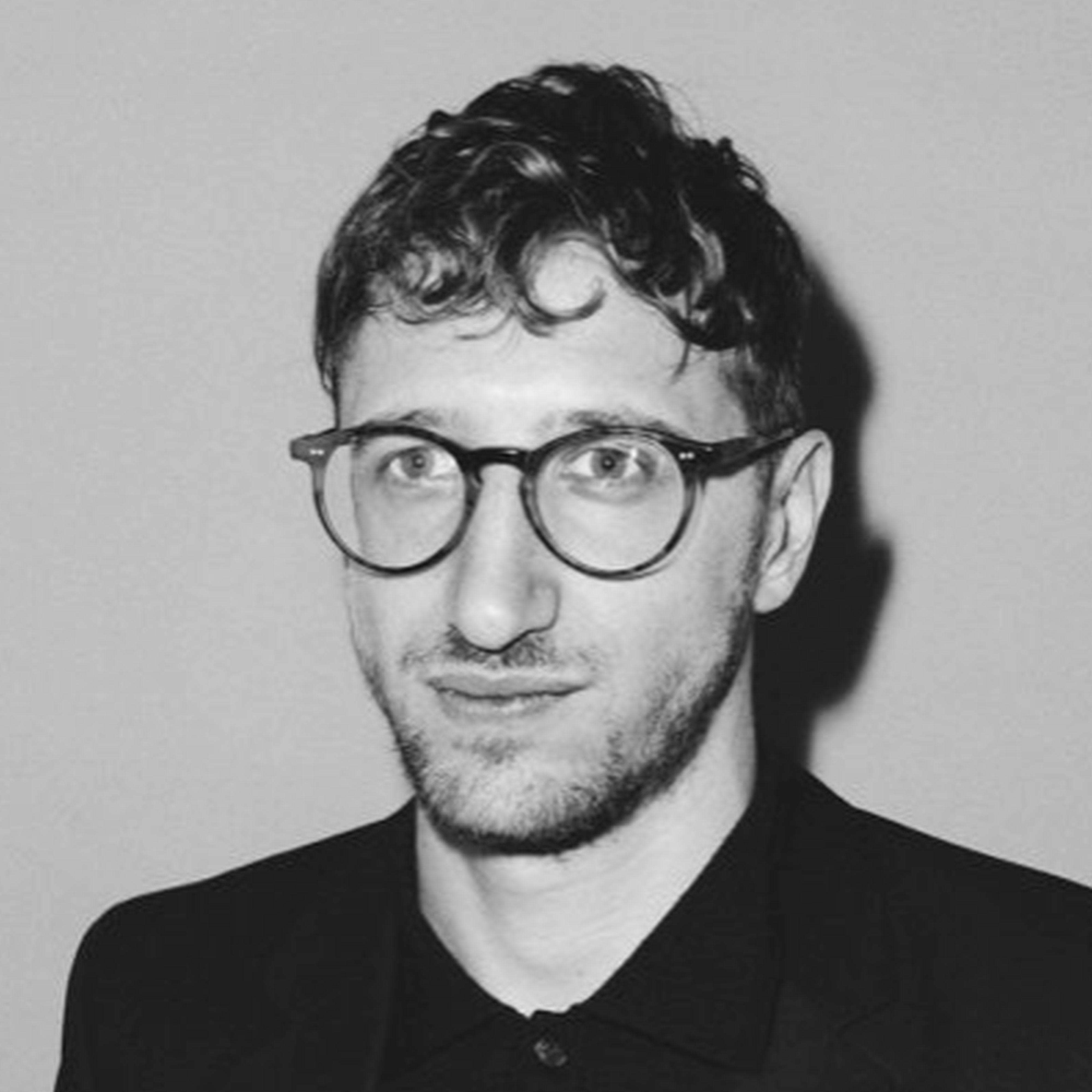 BR Podcast - Künstler Lawrence Abu Hamdan in Gespräch \