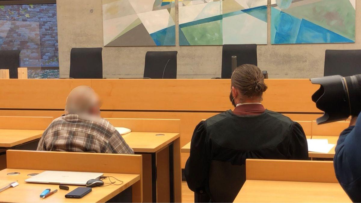 Prozess gegen 92-Jährigen wegen Totschlags