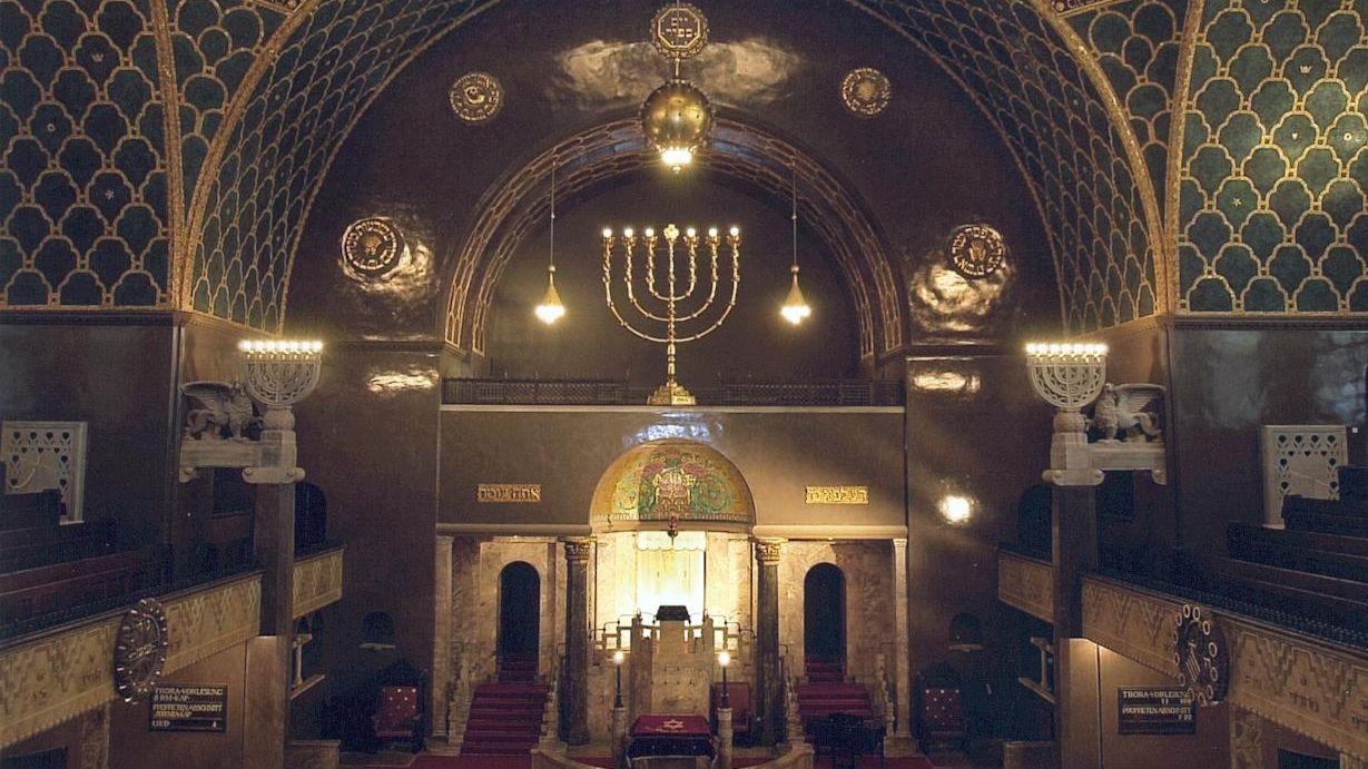 Synagoge in Augsburg