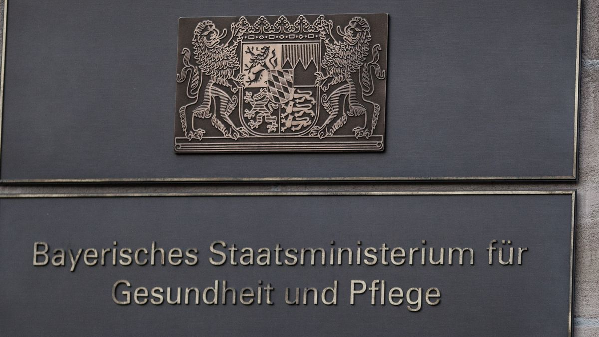 Das bayerische Gesundheitsministerium