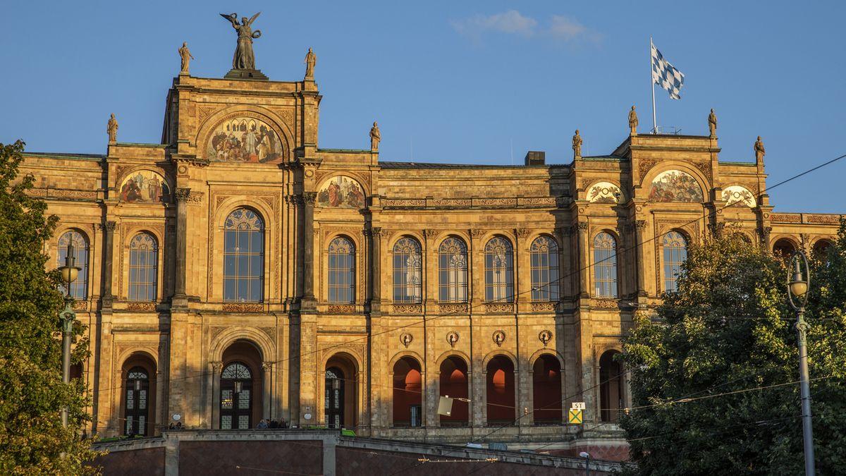 Sitz des Bayerischen Parlaments