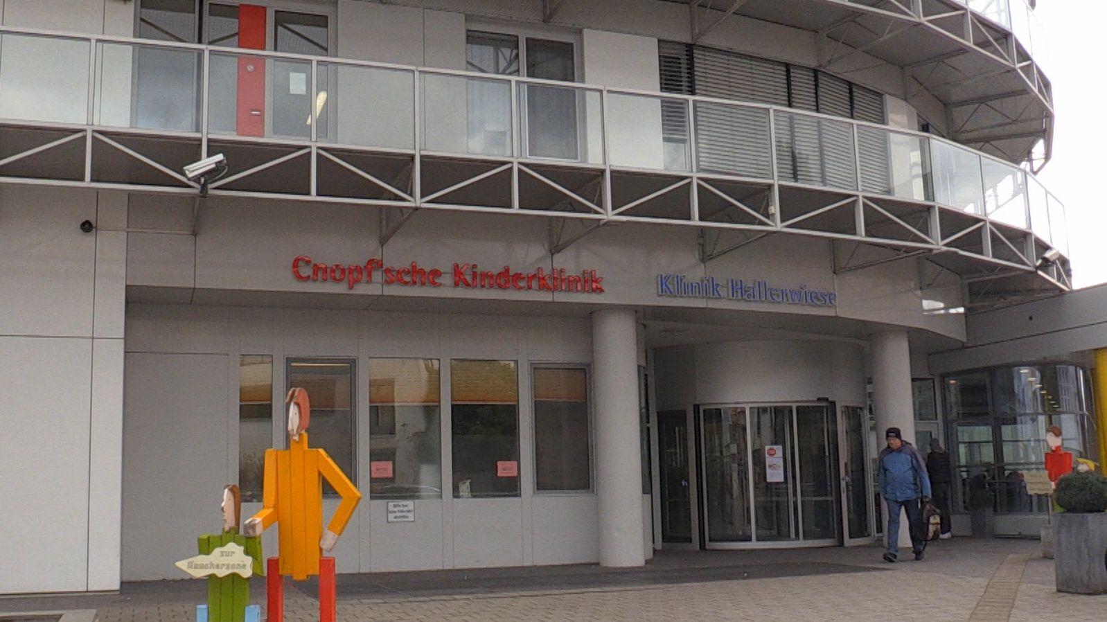 Cnopf'sche Kinderklinik in Nürnberg