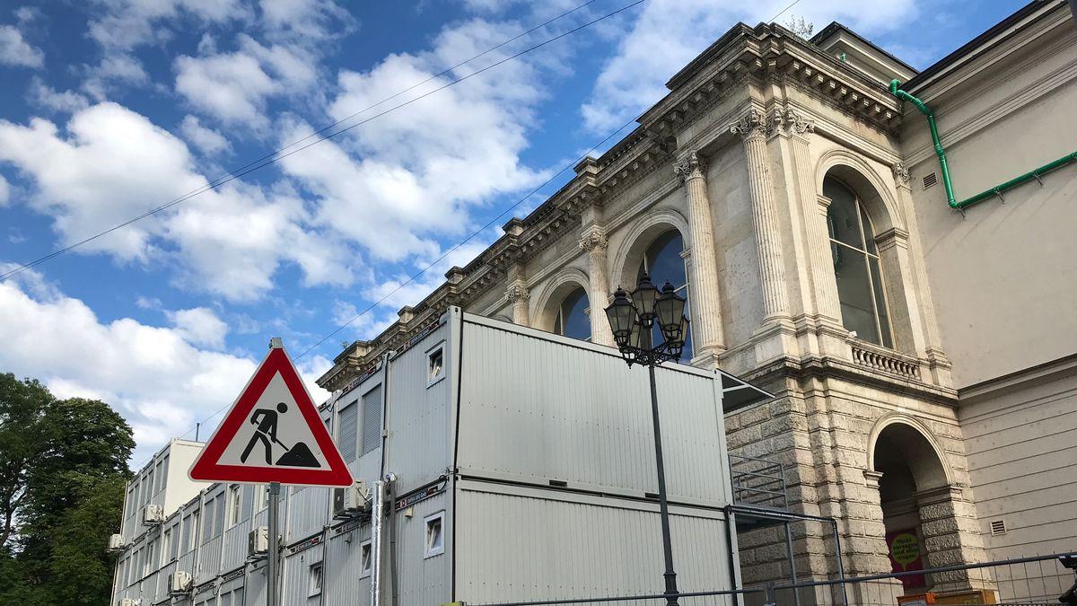 Baustelle Staatstheater: Wie teuer wird die große Sanierung für die Stadt Augsburg?