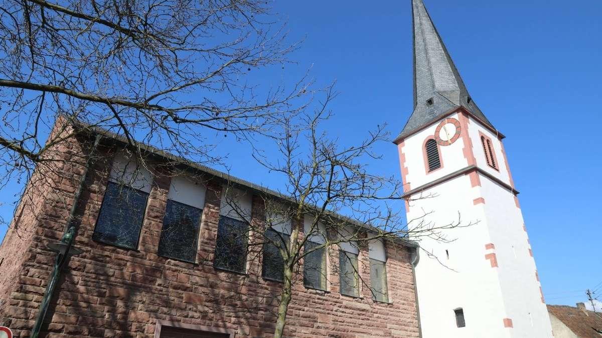 Das 2017 eröffnete Museum befand sich im Eingangsbereich der Pfarrkirche Sankt Johannes der Täufer in Karlburg