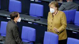 Gipfeltreffen am Mittwoch: Mutationen und steigende Neuinfektionen bereiten Sorgen.   Bild:picture alliance / Flashpic   Jens Krick