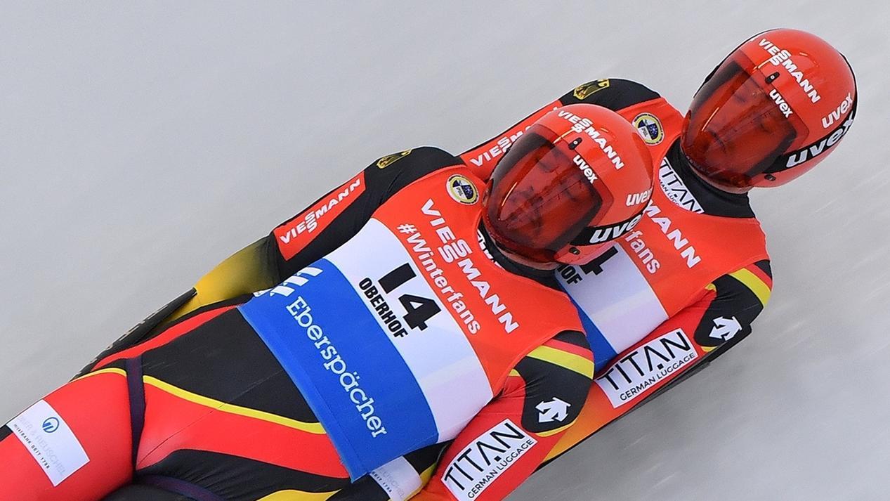 Weltcup Rennrodeln Oberhof