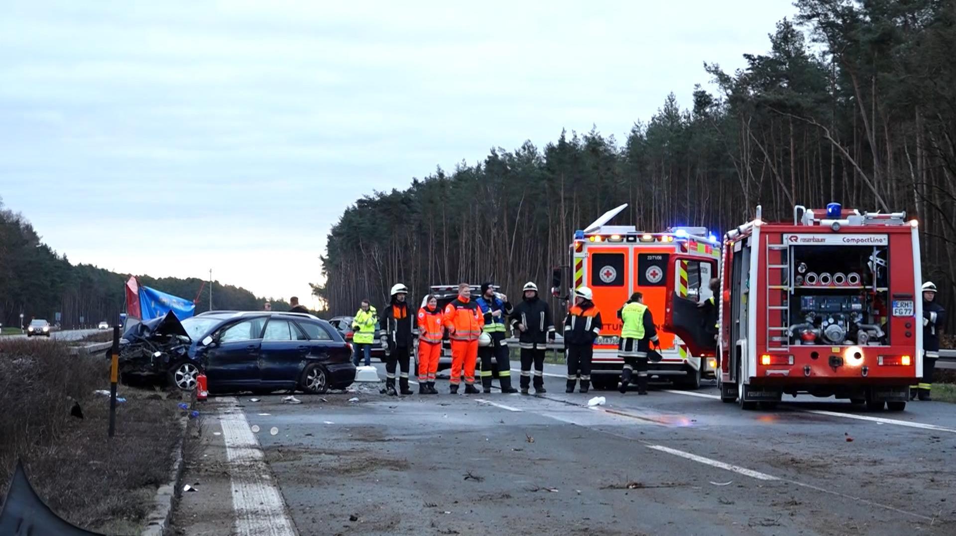 Bei Erlangen : Tödlicher Unfall auf der A3: Beifahrer war ausgestiegen