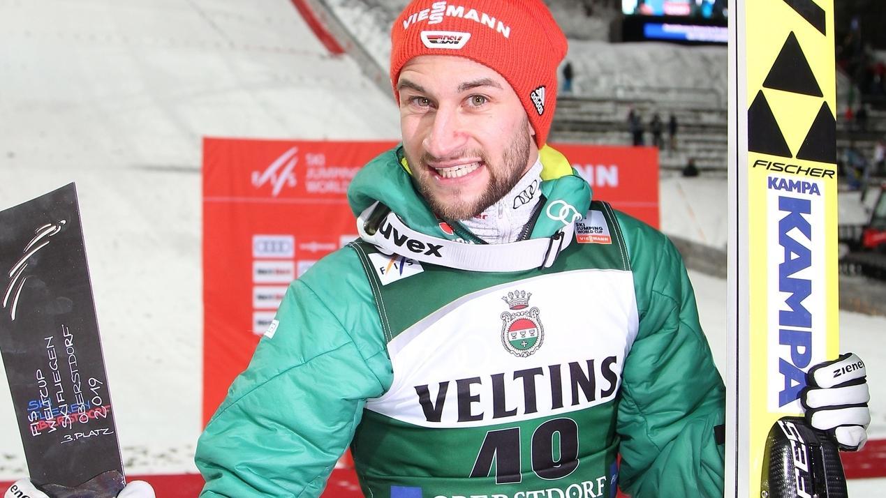Eisenbichler wird Zweiter beim Skifliegen in Oberstdorf