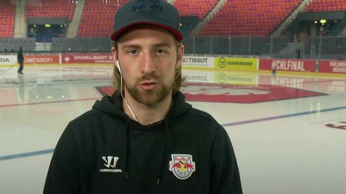 Eishockey-Spieler Maxi Kastner