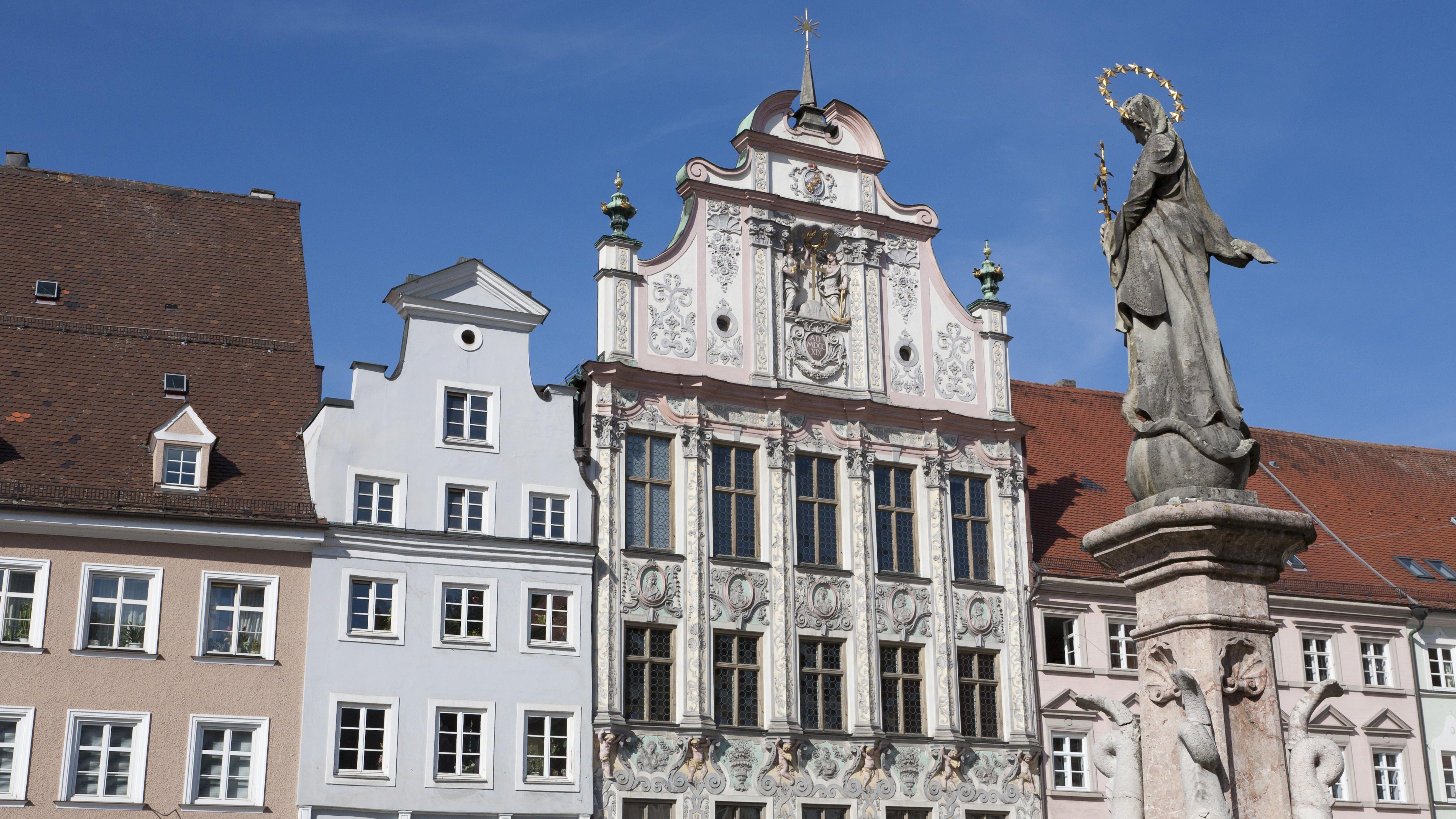 Rathaus von Landsberg