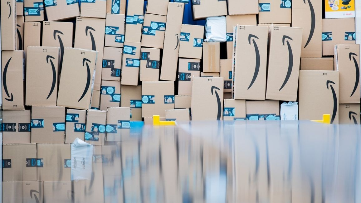 Amazon Logistikzentrum Mönchengladbach