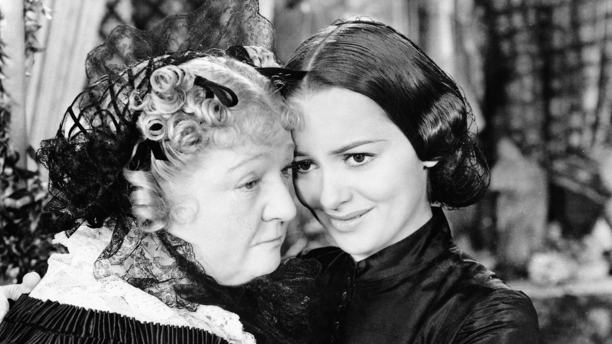 """Olivia de Havilland (rechts im Bild) ist im Alter von 104 Jahren gestorben. Die Rolle in """"Vom Winde verweht"""" machte sie weltberühmt."""