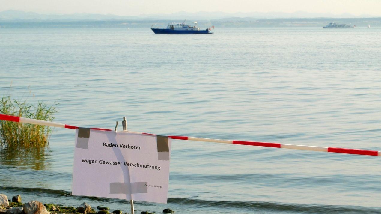 Nach Fäkalienfluss in Bodensee 171 Erkrankte gemeldet