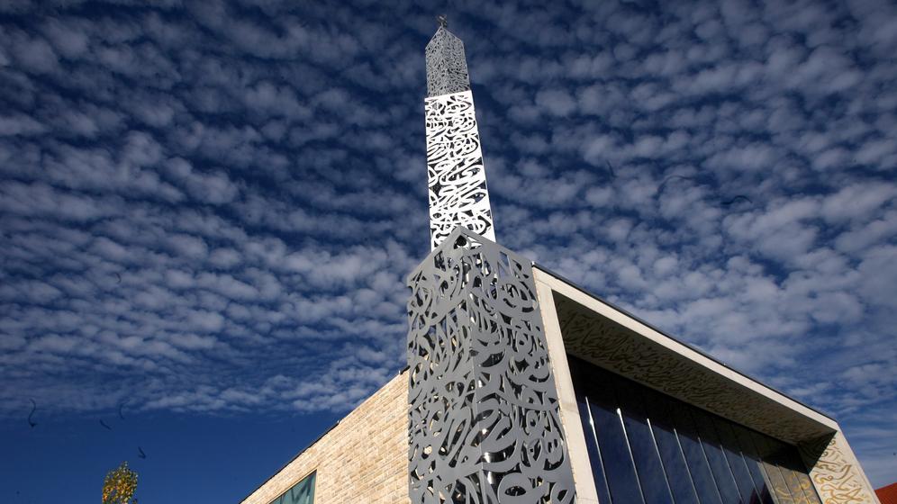 Moschee im oberbayerischen Penzberg   Bild:picture-alliance/dpa
