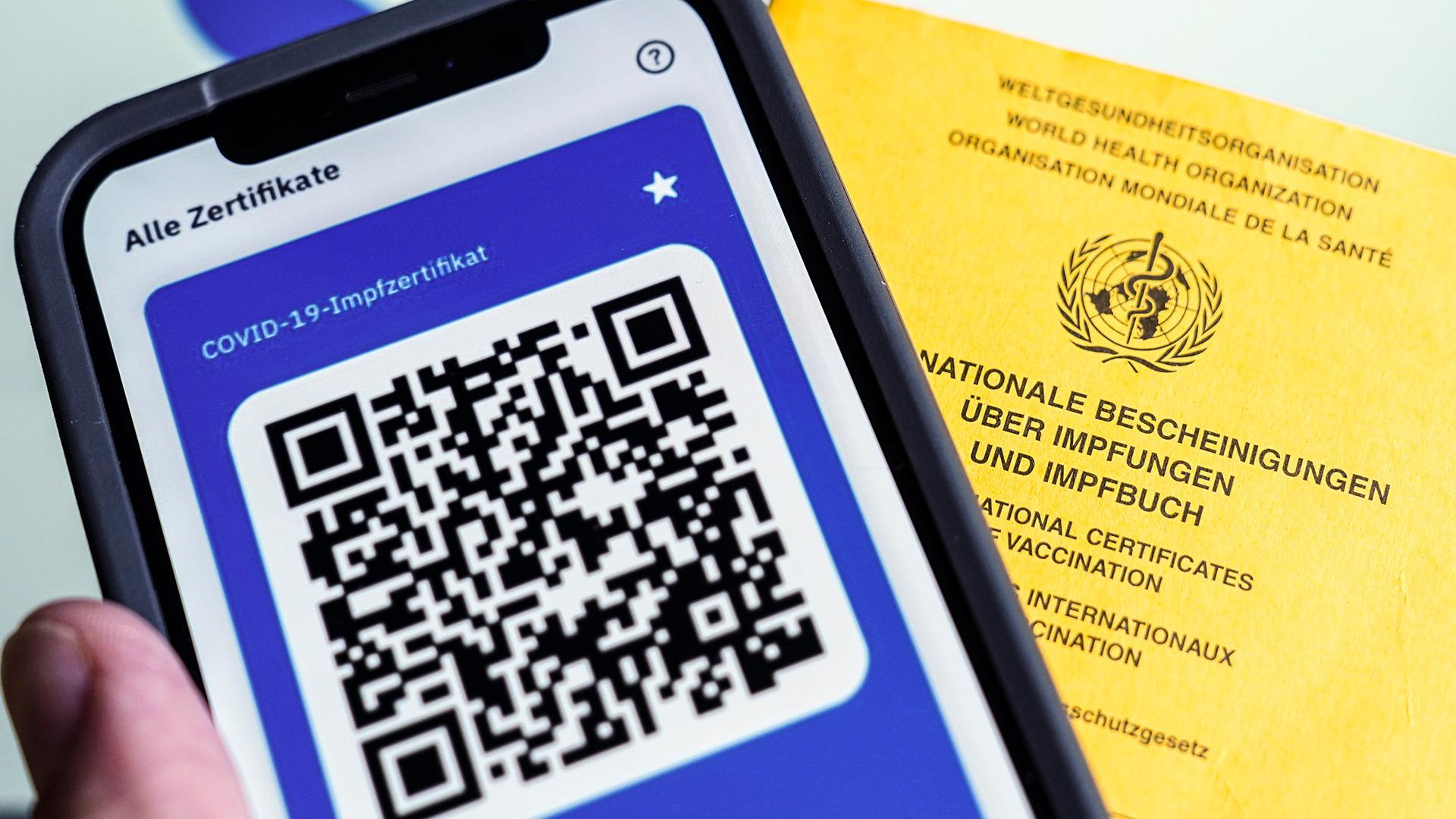 Fragen Und Antworten Zur Covpass App Wie Funktioniert Das Mit Dem Digitalen Impfpass Bayern 3