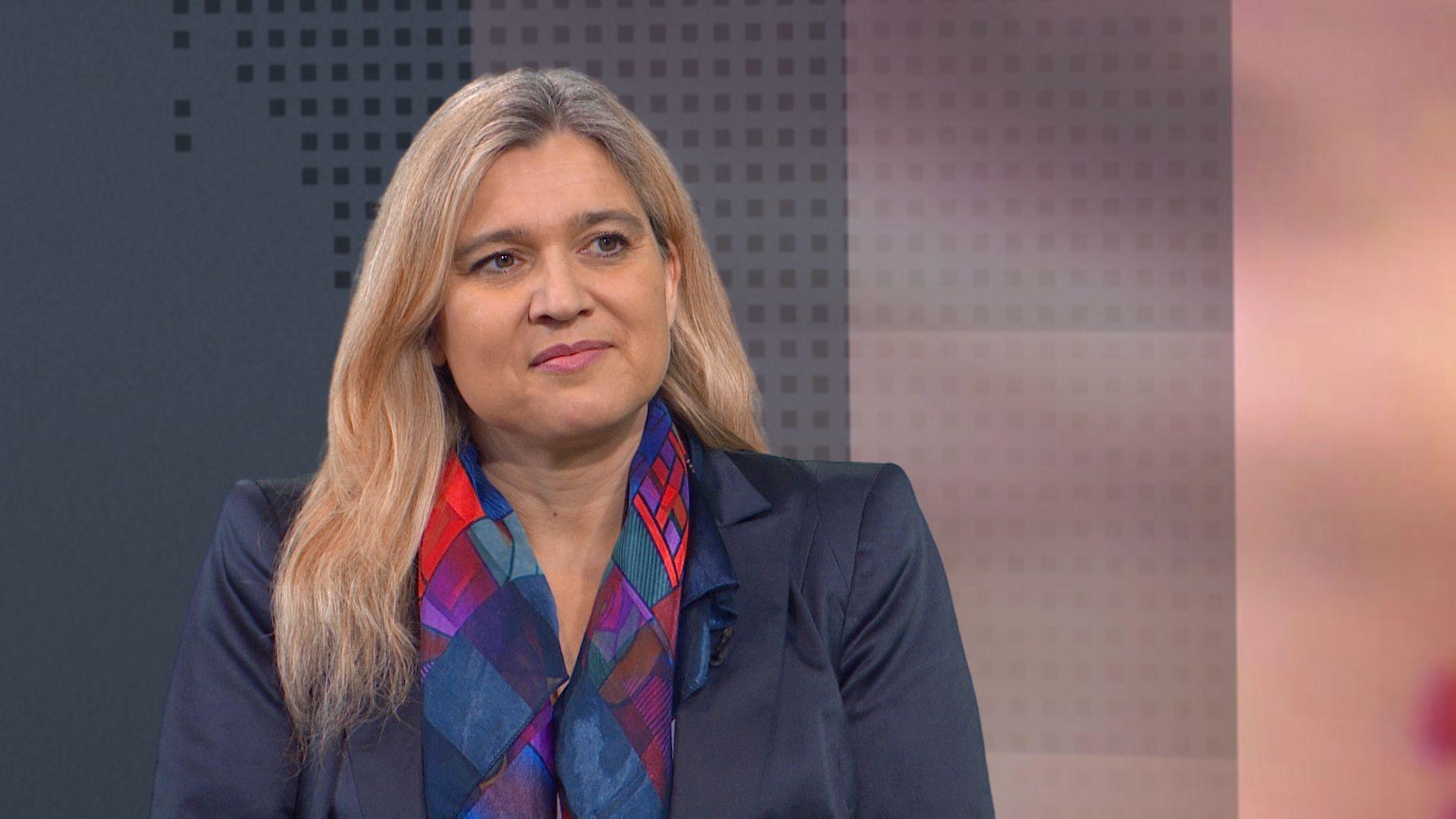 Melanie Huml, bayerische Gesundheitsministerin