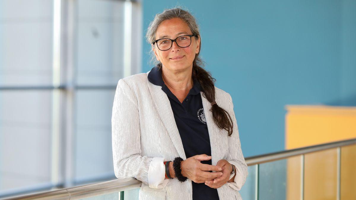 Christiane Schwarz, Professorin für Hebammenkunde an der Universität Lübeck