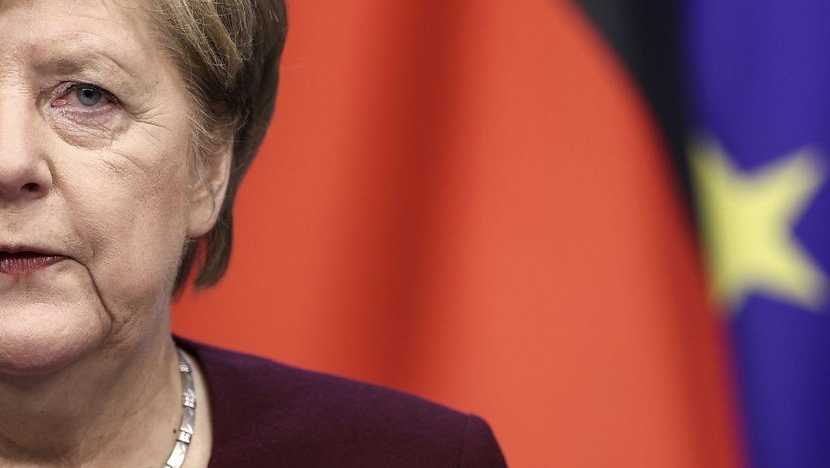 """Merkel: """"Bitte bleiben Sie, wenn immer möglich, zu Hause!"""" (Symbolbild)"""