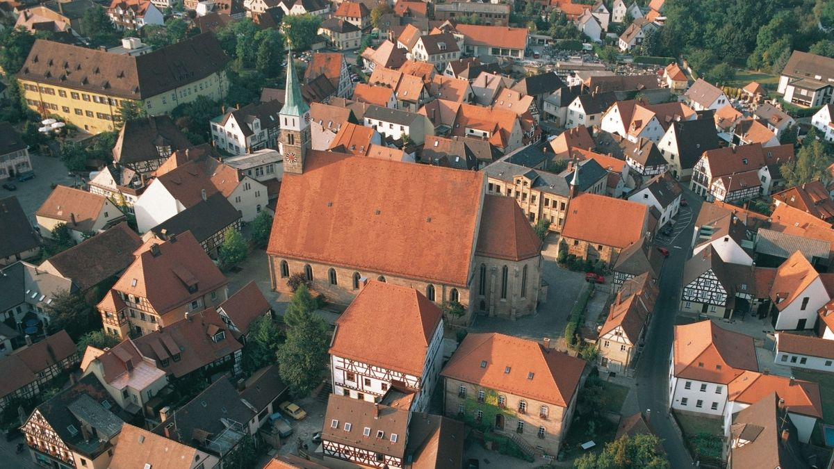 Herzogenaurach in Mittelfranken