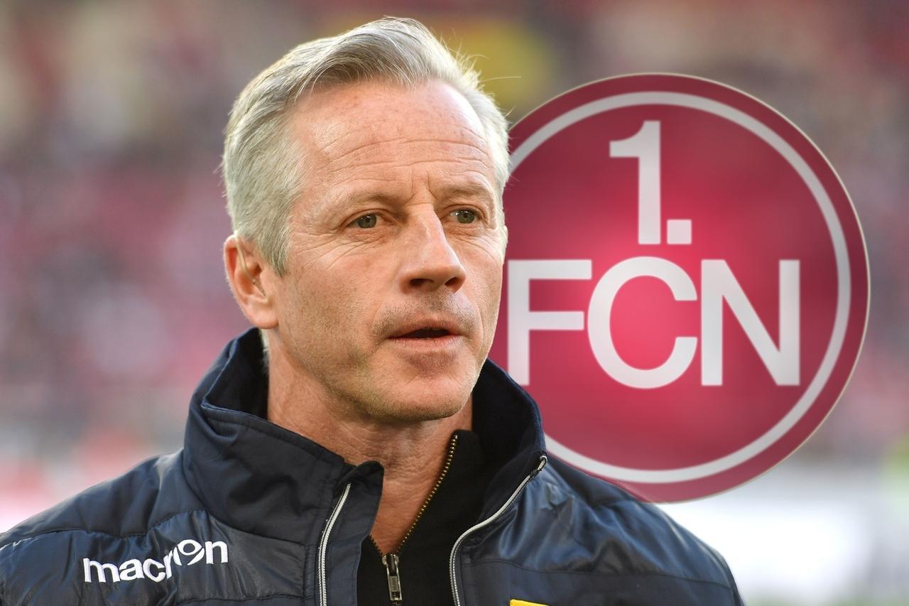 Jens Keller, der neue Trainer des 1. FC Nürnberg