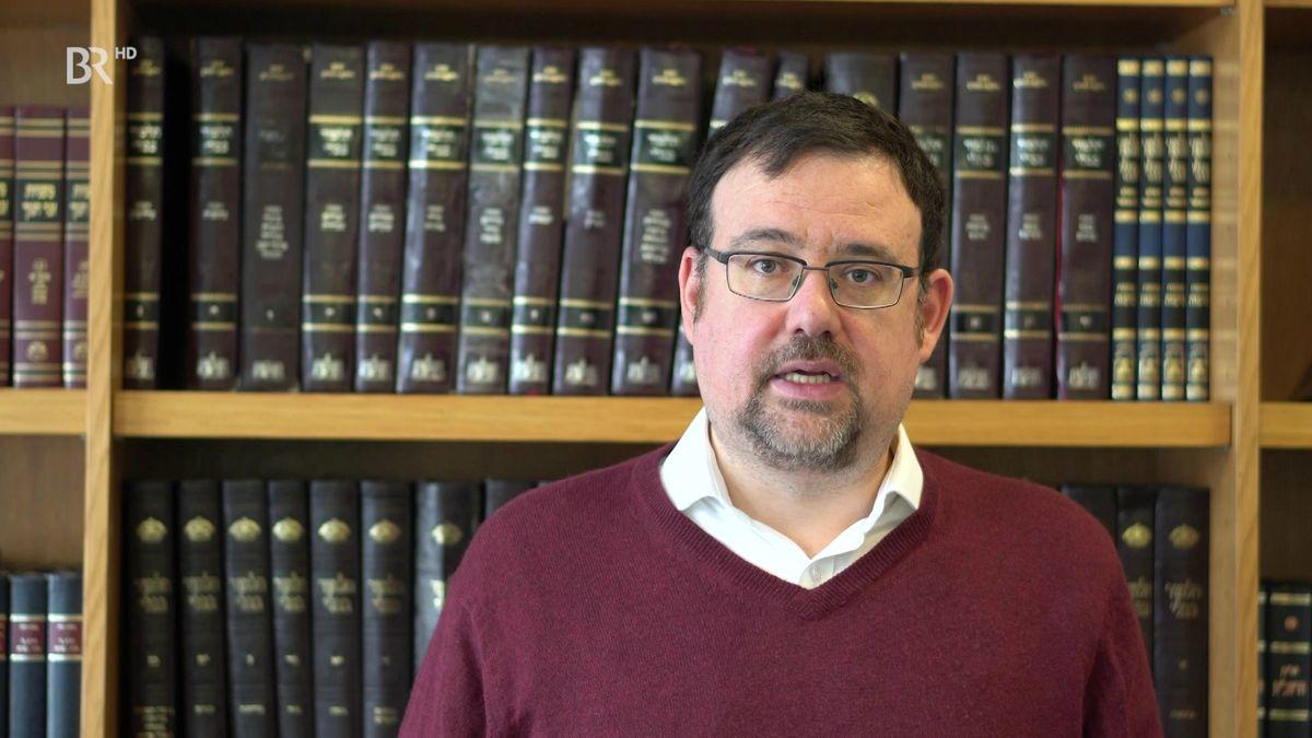 Rabbiner Elias Dray aus Amberg