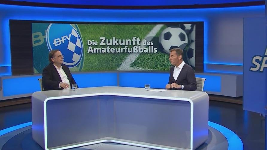 Rainer Koch in Blickpunkt Sport
