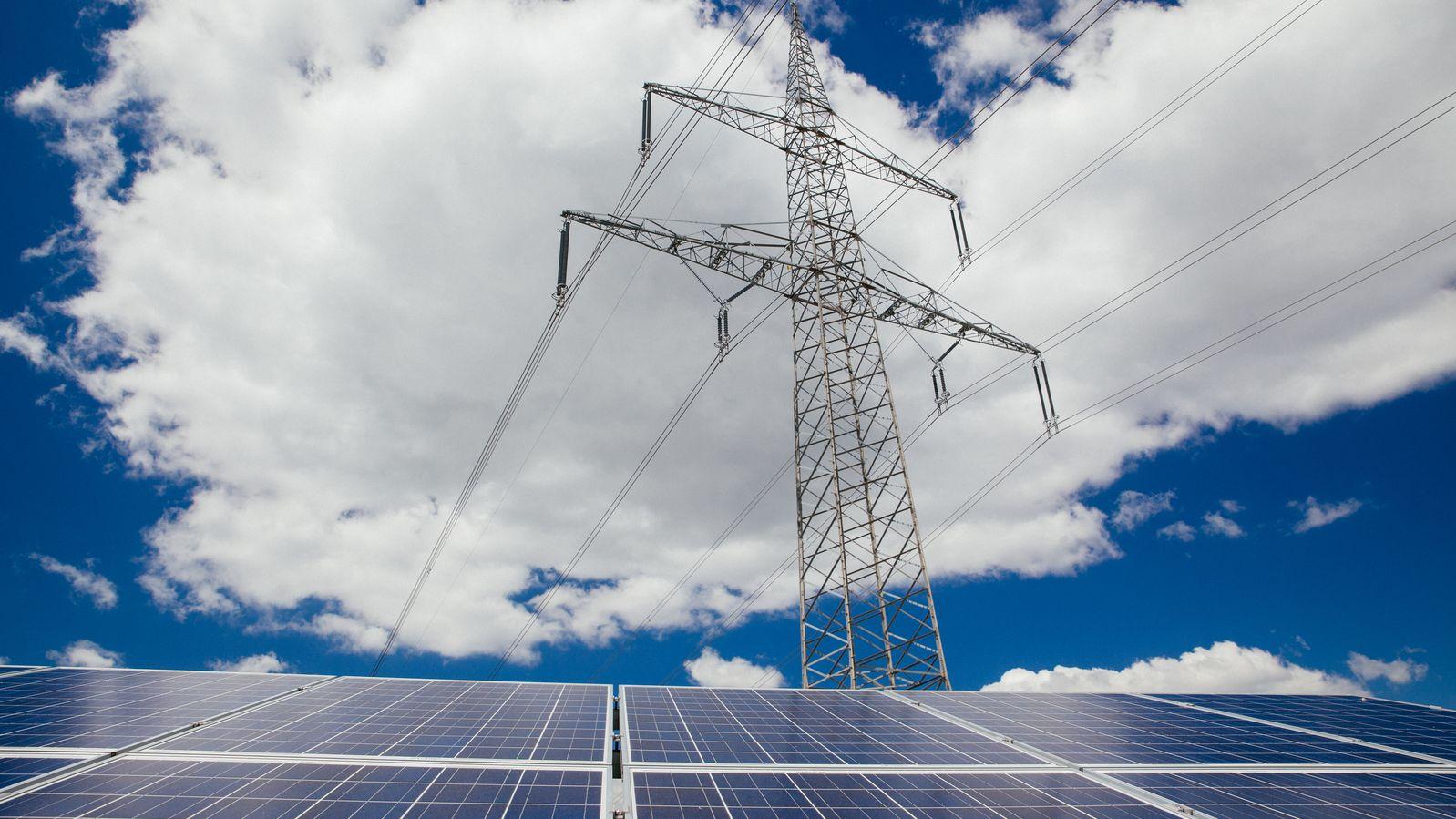 Energiegewinnung in Bayern