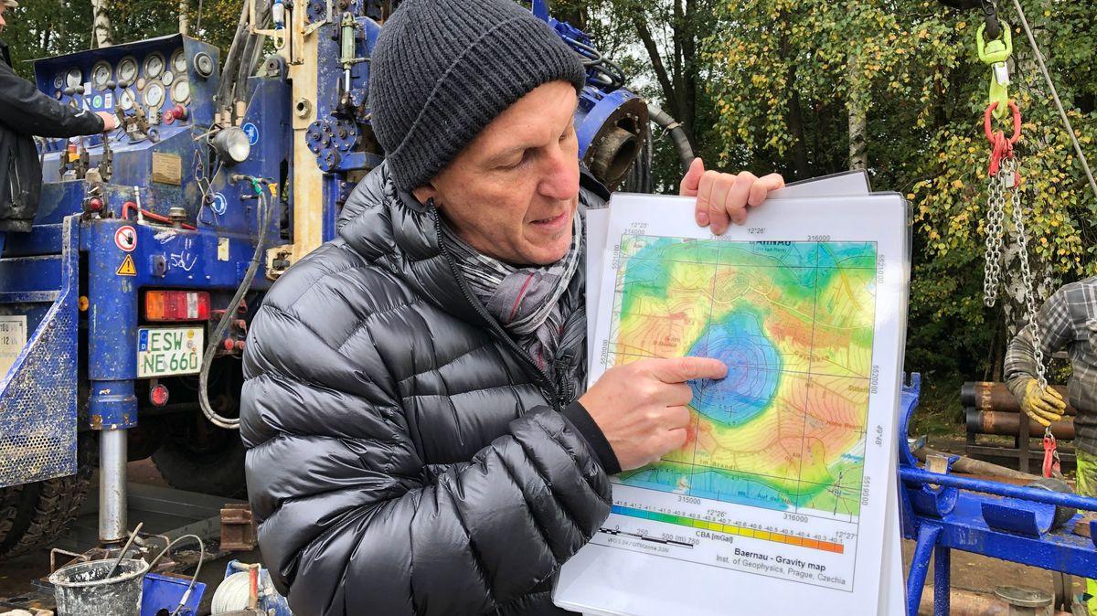 Roland Eichhorn vom bayerischen Landesamt für Umwelt