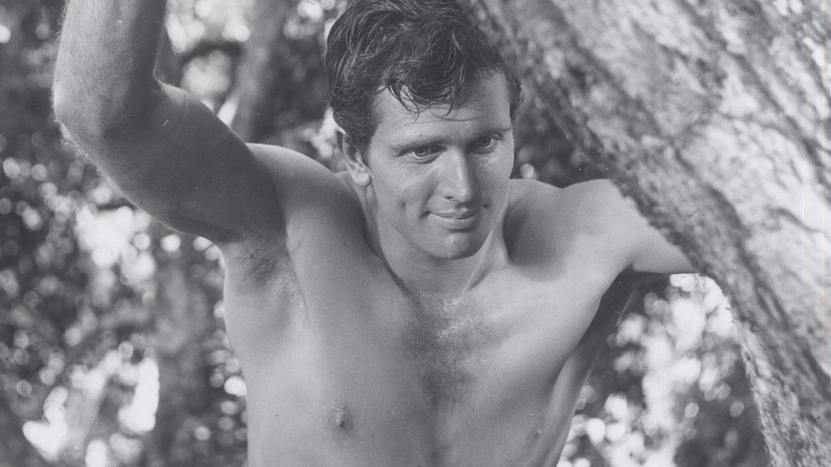 """Tarzan""-Darsteller Ron Ely"