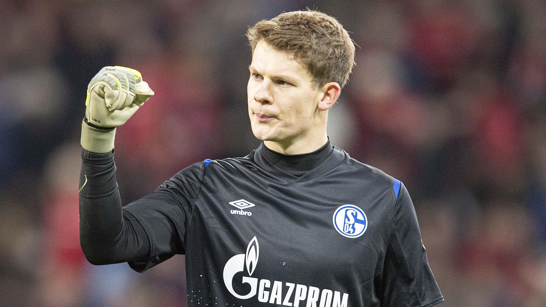 Schalke-Torwart Alexander Nübel