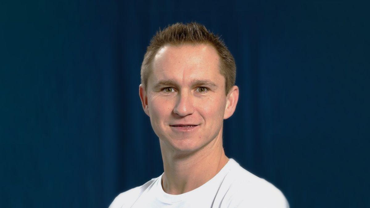 Trainer Matthias Mischka von RTK Regensburg.