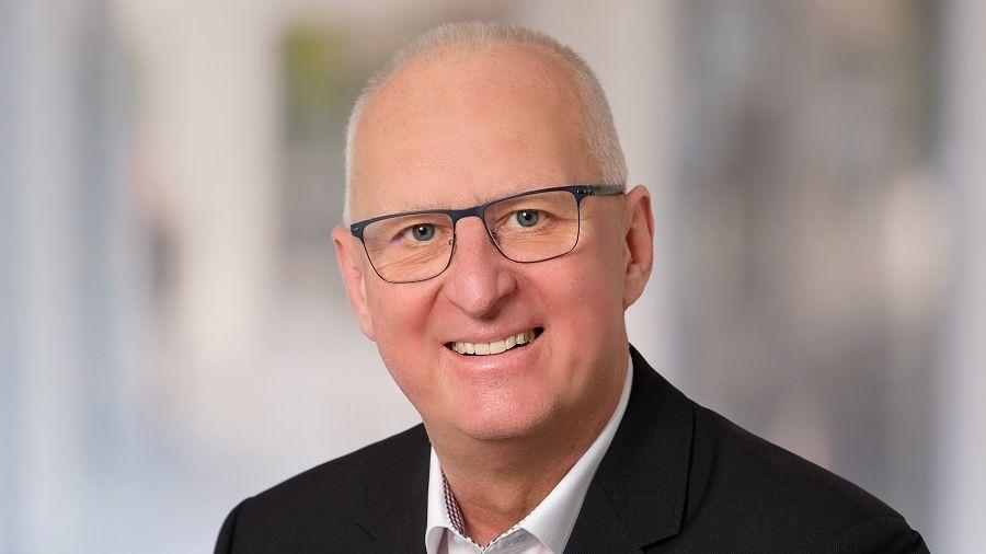 Der neue Regionalbischof Regenburgs: Klaus Stiegler