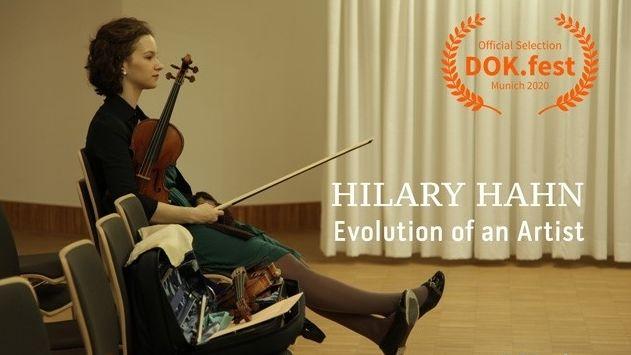 Hilary Hahn - Evolution of an Artist