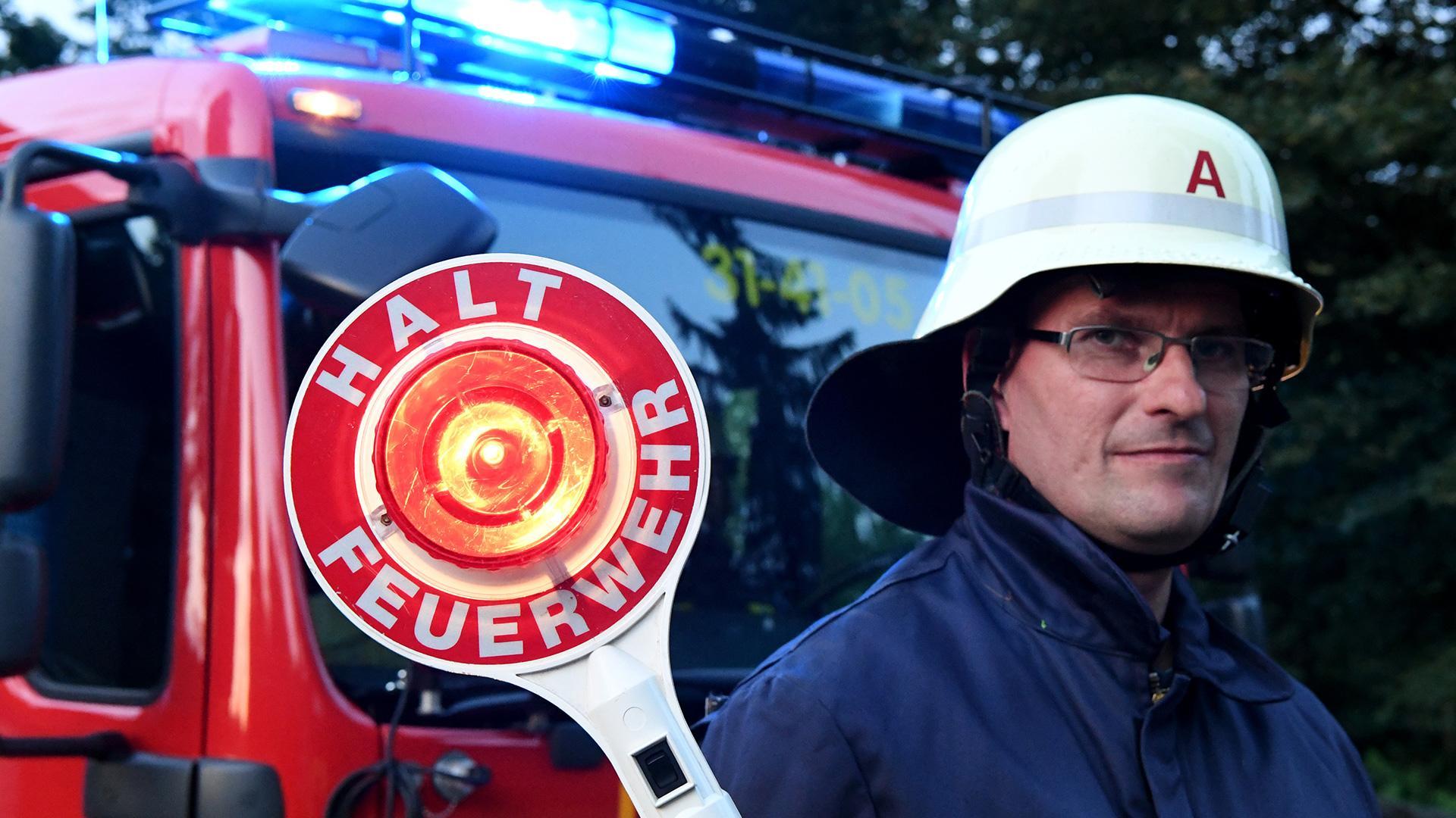 Ehrenamt am Limit - Bleibt unsere Solidarität auf der Strecke? Feuerwehr