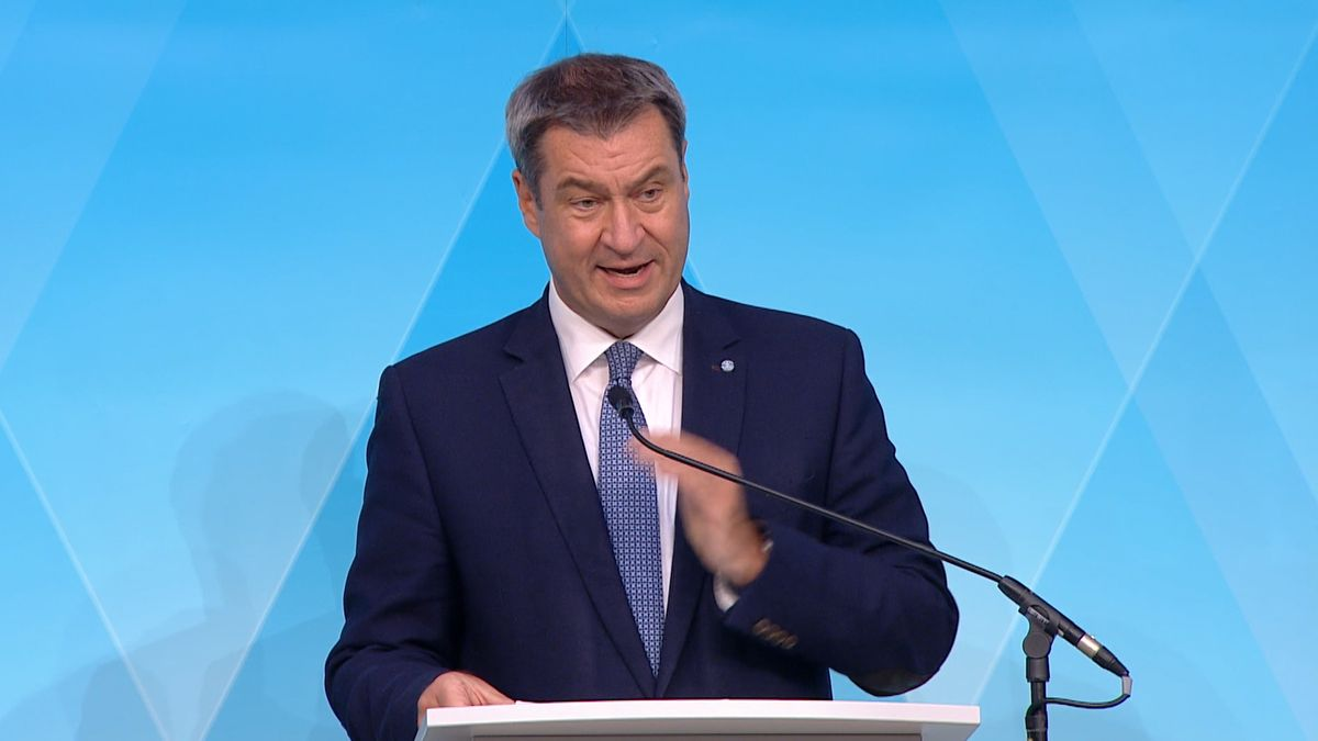 Ministerpräsident Söder