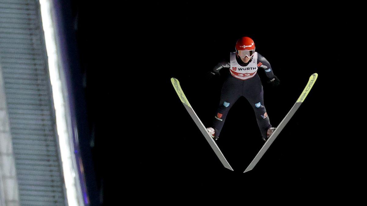 Katharina Althaus wird in Tschaikowski nicht fliegen können