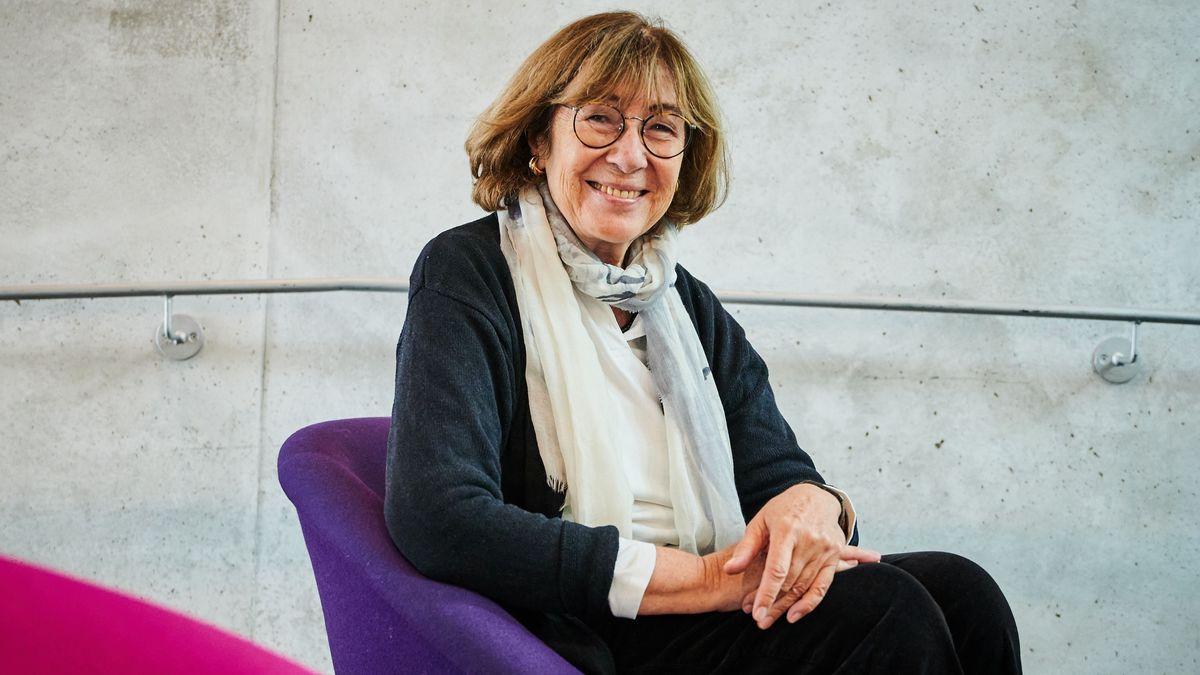 Porträt der Präsidentin der Akademie der Künste Berlin