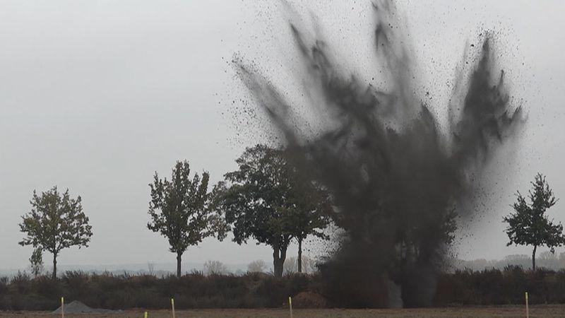 Bombe nürnberg sprengung