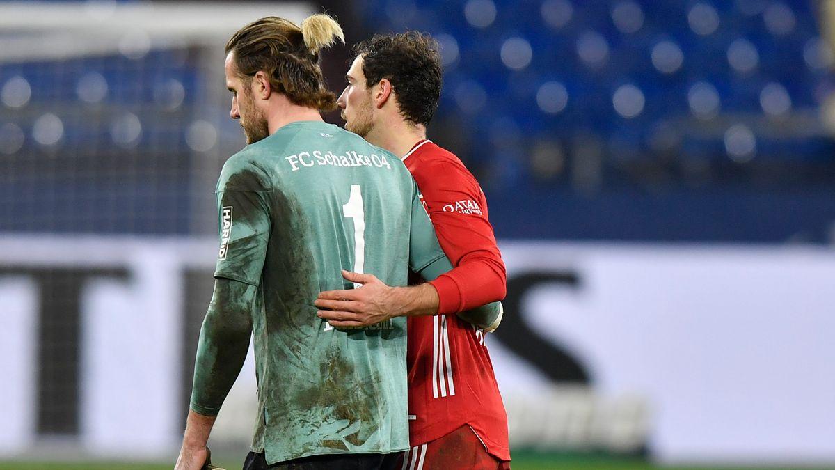 Seite an Seite wollen der FC Bayern und Schalke 04 den Flutopfern helfen