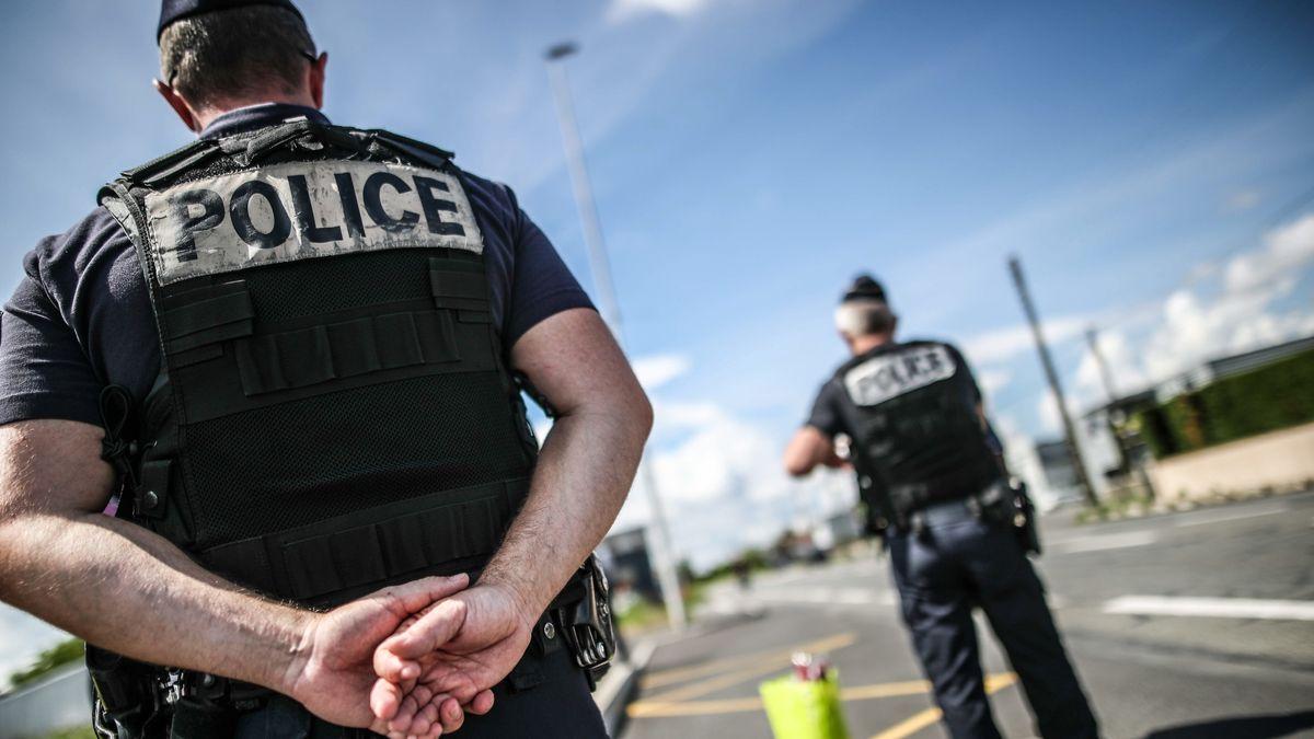Polizisten in Frankreich (Symbolbild)