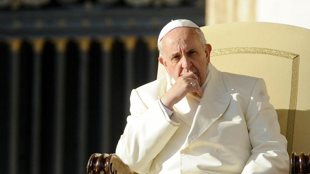 Papst Franziskus   Bild:pa / dpa / xim.gs / Giuseppe Giglia